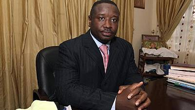 Corruption by former Sierra Leone gov't is a matter of 'national security': President Bio