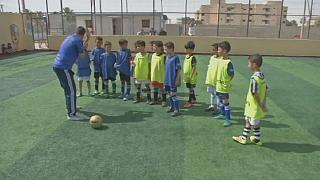 Libyan soccer academy hunts for next stars