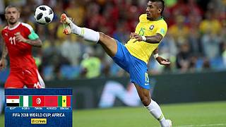 Top scorers meet best defence in Brazil v Belgium clash
