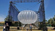Kenya to use Google's balloons for rural internet