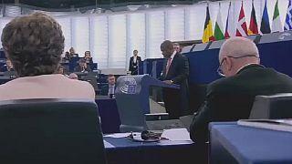 Angola's João Lourenço addresses EU Parliament