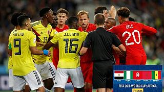 'Colombia is the dirtiest team ever', declares England defender Stones
