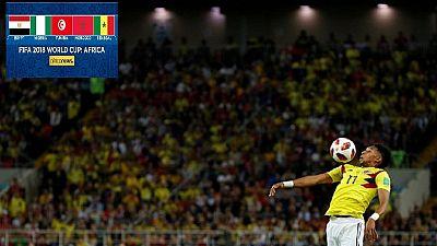 Mondial 2018-Quarts de finale: France-Uruguay