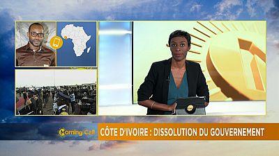 Côte d'Ivoire : remaniement ministériel [The Morning Call]