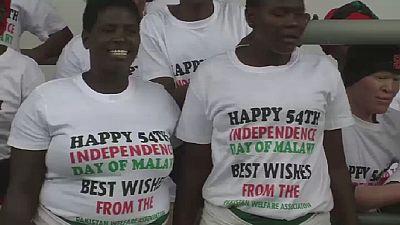 Le Malawi se souvient des victimes du stade de Lilongwe