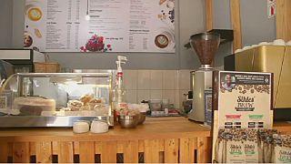 Un barista sud-africain brasse la première marque de café