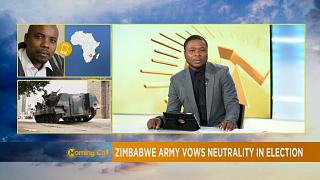 Zimbabwe's army vows to stay neutral in upcoming elections [The Morning Call]