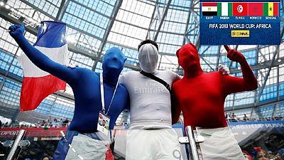 Mondial 2018: la France renoue avec les demi-finales