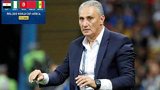Will Brazil's coach Tite stay after World Cup exit?