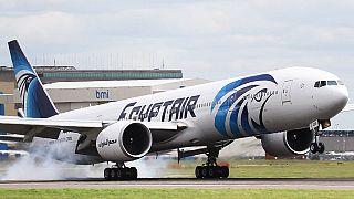 Crash d' un Airbus A320 d'EgyptAir en 2016, un incendie serait la cause