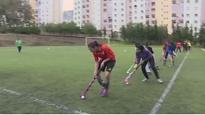 Algérie : le hockey sur gazon vise des médailles
