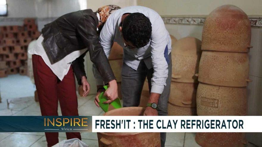 Une Marocaine de 23 ans lance le premier réfrigérateur à base d'argile [Inspire Africa]