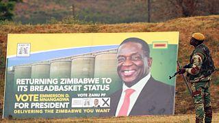 Zimbabwe : le candidat Mnangagwa hanté par les fantômes des massacres de l'ère Mugabe