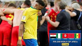 Brazil's Neymar says World Cup defeat is 'saddest moment of my career'