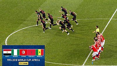 Mondial 2018 : la Croatie met fin au rêve russe
