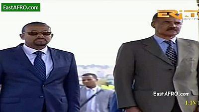 Les dirigeants éthiopien et érythréen se rencontrent à Asmara (officiel)