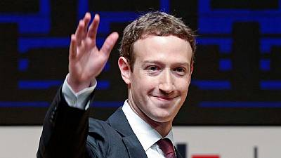 Mark Zuckerberg now world's third richest, surpasses Buffet
