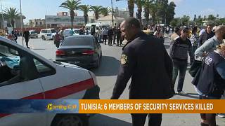 At least six Tunisian security forces killed in ambush [The Morning Call]