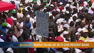 Nigeria's ruling party APC splits, new faction emerges [The Morning Call]