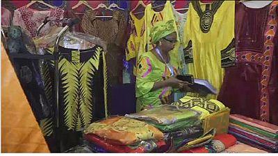 Premier salon du pagne africain au Congo