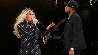 Beyonce et Jay-Z attendus en Afrique du Sud pour honorer Mandela