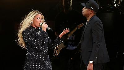 Beyonce and Jay-Z to headline Mandela anti-poverty concert in South Africa