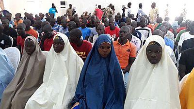 Nigeria : 183 enfants soupçonnés de liens avec Boko Haram libérés