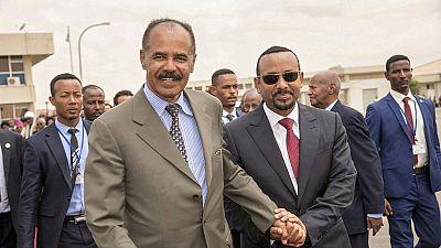 Éthiopie-Érythrée: l'UA et l'UE saluent la normalisation des relations entre les deux pays