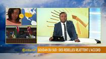 South Sudan rebels reject peace plan [The Morning Call]