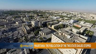 Two Mauritanian national dailies close operations [The Morning Call]
