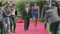 Singer Ramora Favori mocks Madagascar presidential candidates