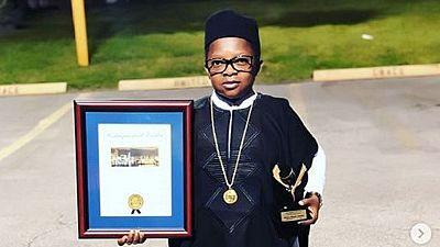 'Distinguished Visitor': Nigeria's midget actor honoured in Miami