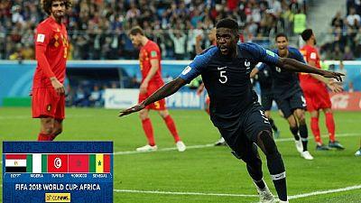 Mondial-2018 - La France en finale, une deuxième étoile à l'horizon...