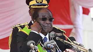 Zimbabwe ruling party burdened with 5 million Mugabe T-shirts - report