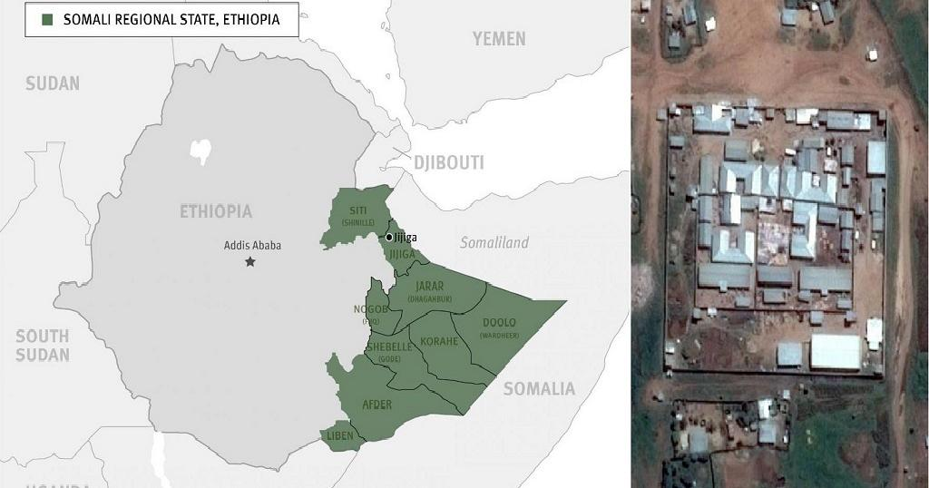 Ethiopia's Somali region frees all political prisoners from Ogaden