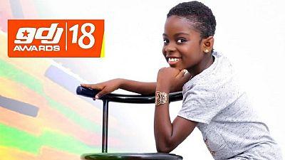 DJ Switch, la fillette de 10 ans qui défie les musiciens ghanéens