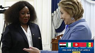 FIFA's Fatma Samoura says Russia sets bar high for Qatar 2022 World Cup