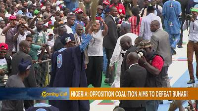 Nigeria : une coalition de l'opposition pour battre Buhari [The Morning Call]