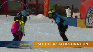 Lesotho as ski destination [The Morning Call]