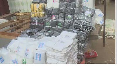 Le Bénin interdit l'usage des sacs plastiques
