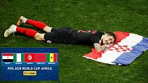 Exhausted Croatia must summon reserve strength for World Cup final against France