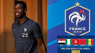France reject 'favorites' tag as they approach World Cup final against Croatia