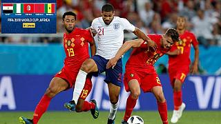 Belgium and England reluctantly meet again in World Cup third place decider