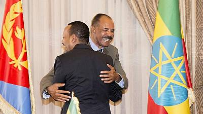 Eritrea to reopen embassy in Addis Ababa during Afwerki's visit