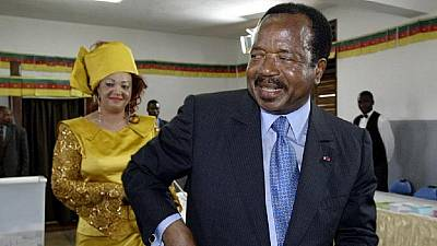 Présidentielle au Cameroun : Paul Biya candidat à un 7e mandat