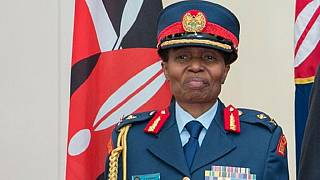 Kenya gets first woman Major-General: Fatumah Ahmed