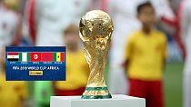 [FT] 2018 World Cup final: France (4) vs. Croatia (2)