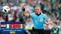 Argentina's Nestor Pitana to referee World Cup final