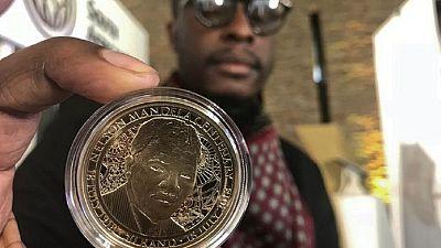Afrique du Sud : mise en circulation des billets et pièces pour le centenaire de Mandela