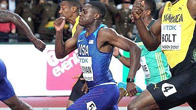 Rabat - ligue de diamant : un 100 m sous le joug américain
